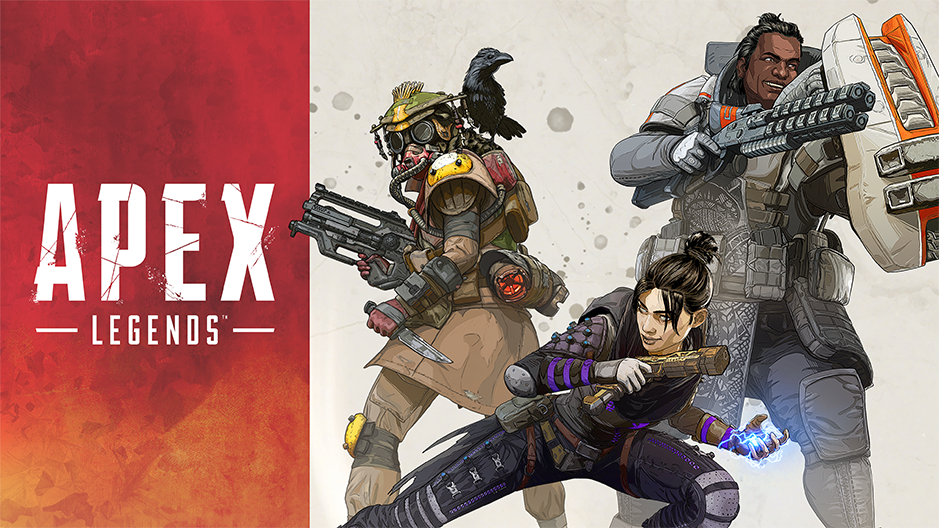APEX LEGENDS HERO PROMO