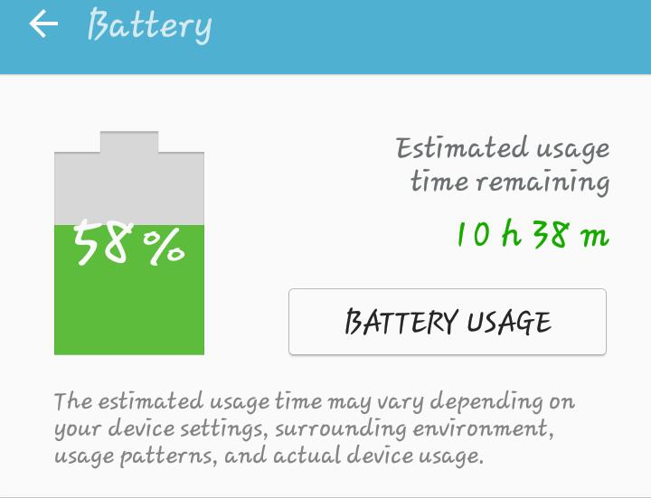 battery keeps draining in Samsung S10