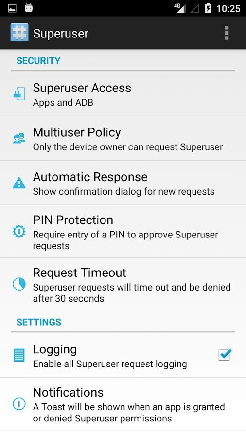 SuperUser-in-samsung-s10-s10-plus