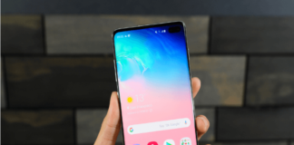 Face unlock not working on Samsung S10