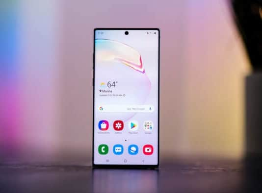 How to take screenshot on Samsung Galaxy Note 10 and Note 10+
