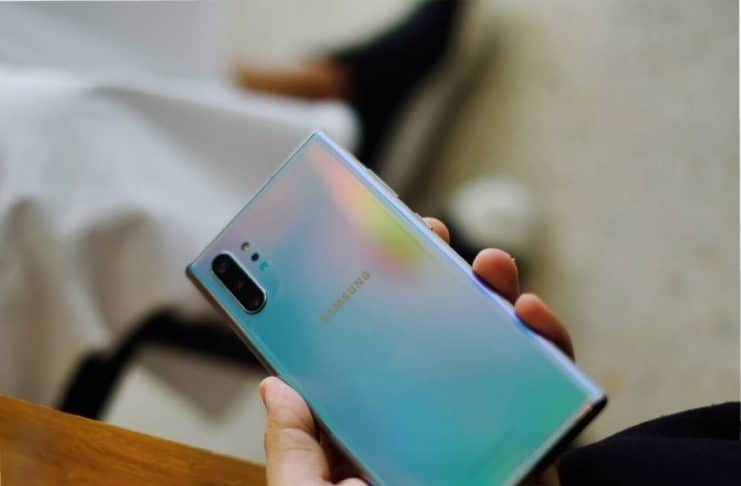 How to use 3D scanner app in Samsung Galaxy Note 10Plus