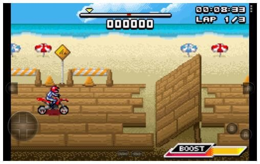 GBA emulator for S10 Plus