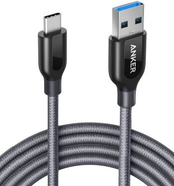 Anker PowerLine + USB C 3.0 Cable