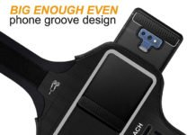 Best Armband Phone holder for Samsung Galaxy Note 10Plus