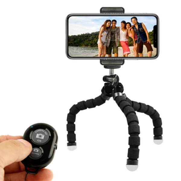 KobraTech-Tripod for Note 10Plus