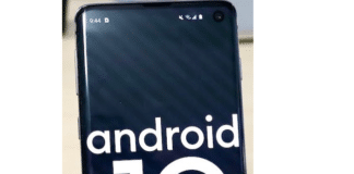 Downgrade Samsung S10, S10Plus, S10e to Android 9 Pie