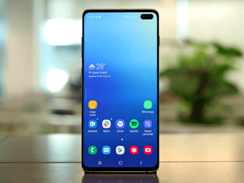 Samsung S10 stuck on Android 10 update