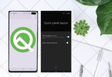 disable media and devices bar in Samsung S10 and Note 10 Android 10