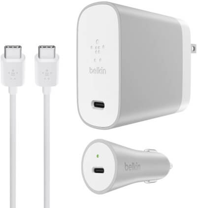 Samsung S20 Ultra 45W Charger Belkin