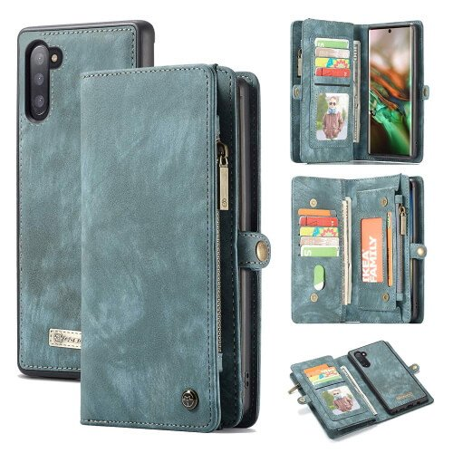 AKHVRS Galaxy Note 10 Wallet Case
