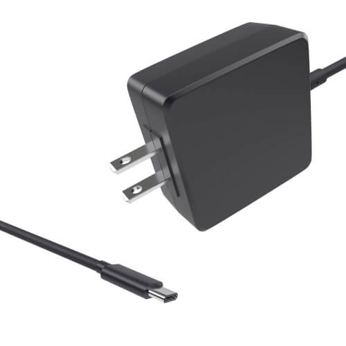 PowerSource UL Listed 45W 7 Foot AC-Adapter-Charge