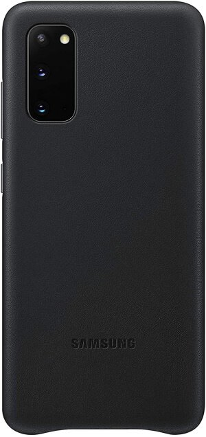Samsung Leather Back Cover for S20