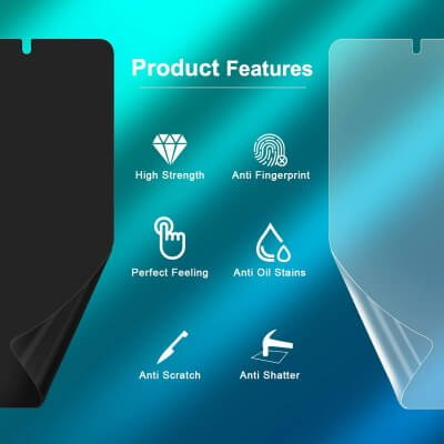 V-Natural Front Screen Protector