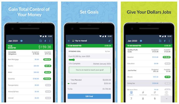 Best Budgeting App for Android 2020