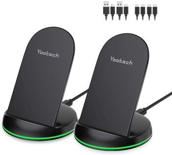 Yootech Vertical & Horizontal Wireless Charging Pad