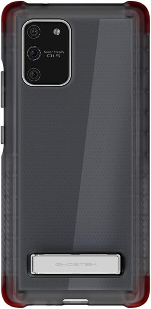 Clear Smoke Case for Galaxy S10 Lite