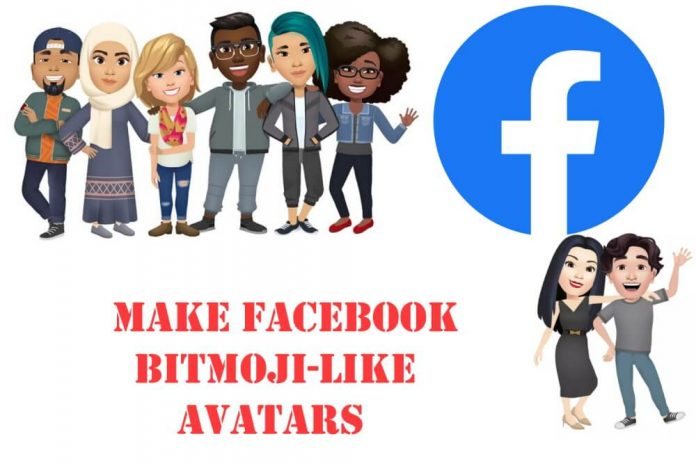 Make Facebook Avatar on Android