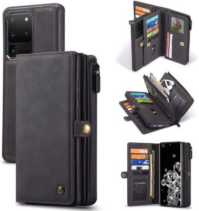 Mdkrz Multifunctional Wallet Case