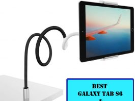 Best Galaxy Tab S6 and Tab S5e Stand Holder
