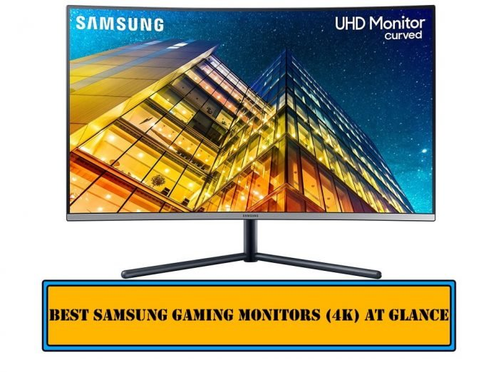 Best Samsung Gaming Monitors in 2020