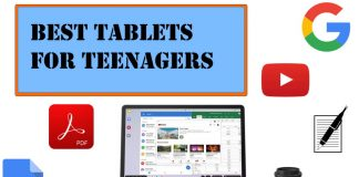 Best Tablets for Teenagers(15-18 Years) in 2020