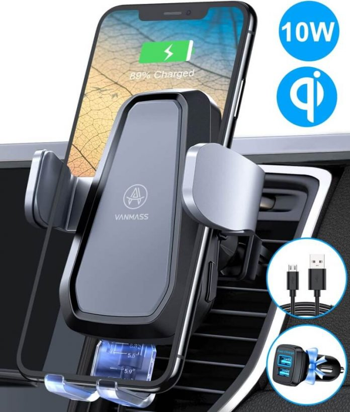 Best Wireless Car Charger for Samsung S20 Ultra