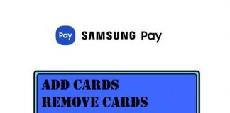 How to Add Cards to Samsung Pay