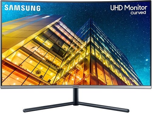 Samsung 4K Curved Gaming Monitor (32-inch)
