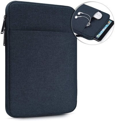 CaseBuy Water-Resistant Sleeve Case with Zipper