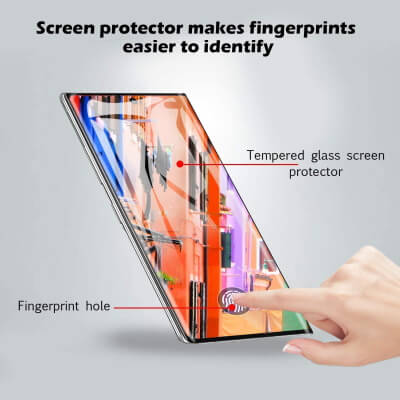 ELYAN 9H Hardness Tempered Glass Protector