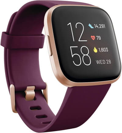 Fitbit Versa 2 - Built-in Alexa Smartwatch