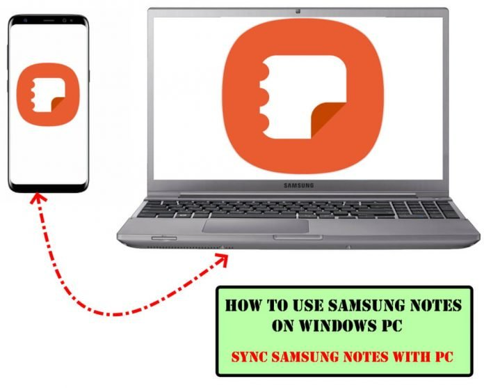 How to Use Samsung Notes on Windows 10