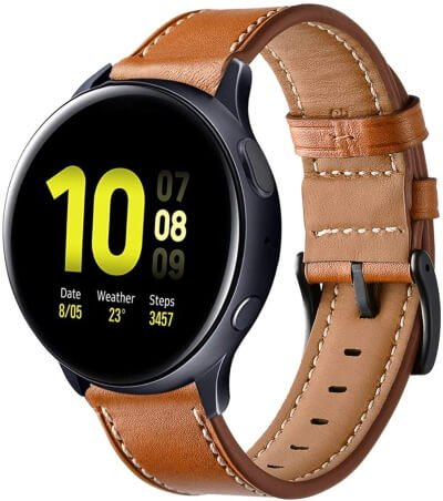 KARTICE Leather Belt Watch Active