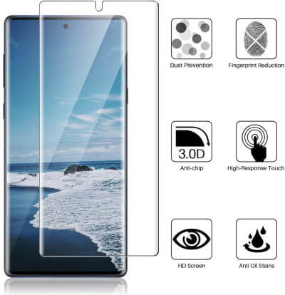 LK HD Screen Protector for Note 10 Plus