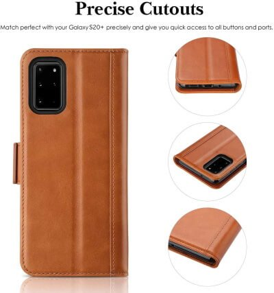 ProCase Galaxy S20 Plus Folio Cover