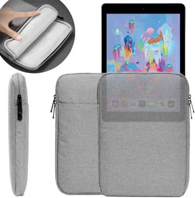 UNIDOPRO Pouch for Samsung Tab S6 and Tab S5e