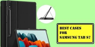 Best Cases for Samsung Tab S7