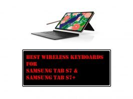 Best Wireless keyboards for Samsung Tab S7 and Tab S7+