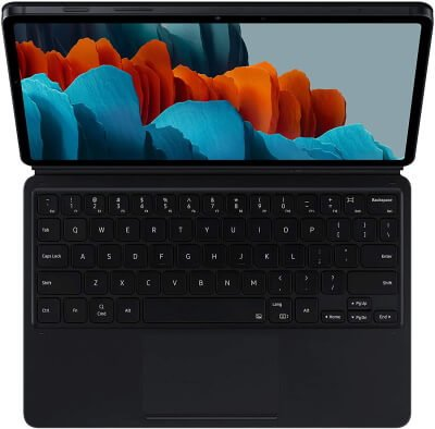 Samsung Keyboard Cover for Tab S7 and Tab S7 Plus