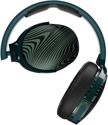 Skullcandy Hesh 3 Over-Ear Headphone Psycho Tropical