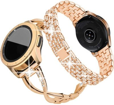 Supoix Golden Galaxy Watch Band