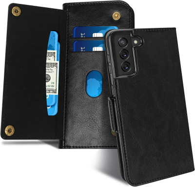 Leather Case for Samsung S21